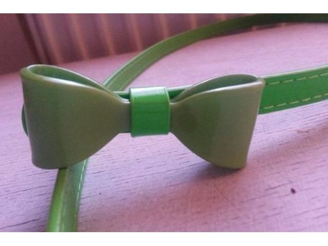 Tanki neon zeleni remen
