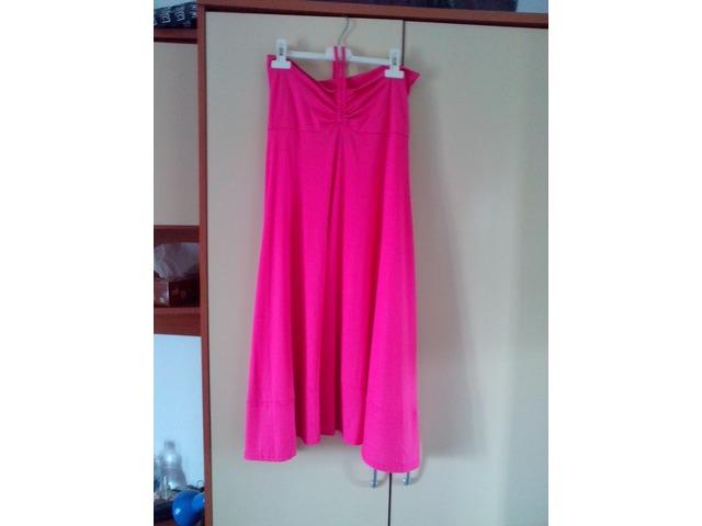 Roza haljina M/L