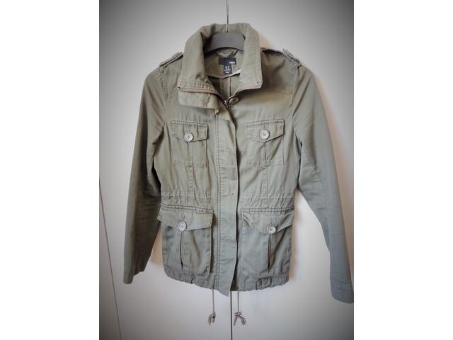 H&M parka / combat jakna