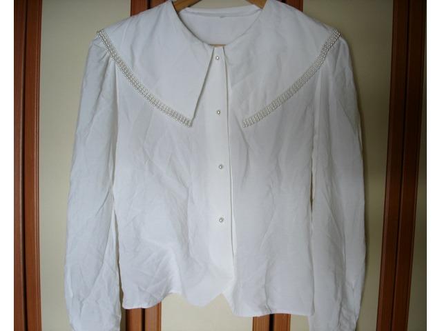 Nova bijela košulja