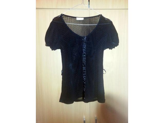 orsay crna bluza