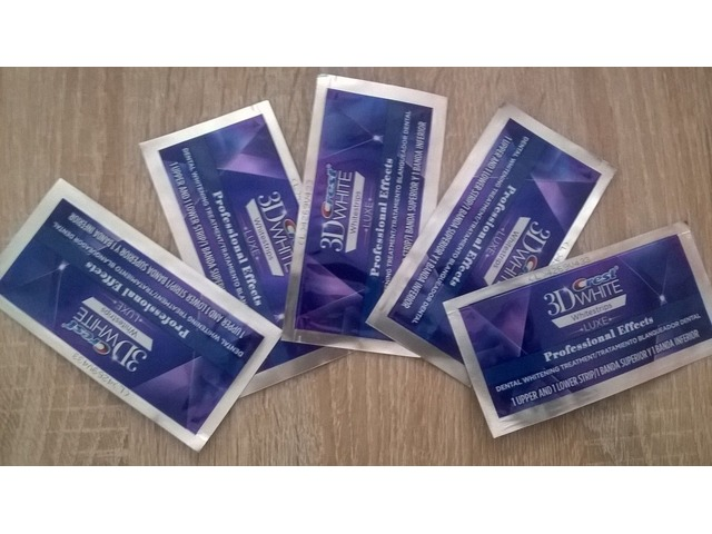 CREST 3D WHITESTRIPS LUXE Professional Effects - 10 trakica-tretman za 5 dana