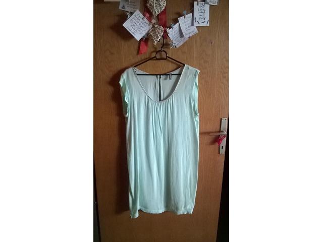 NafNaf haljina svijetle mint boje