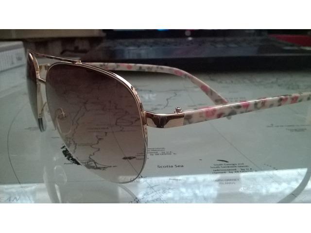 Sunčane naočale s cvjetnim uzorkom Accessorize