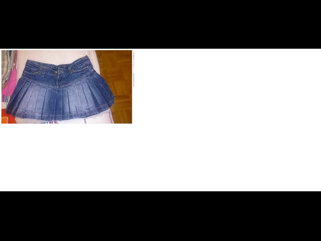 Terranova traper suknja