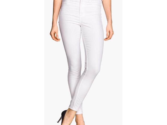Bijele hlače - novo