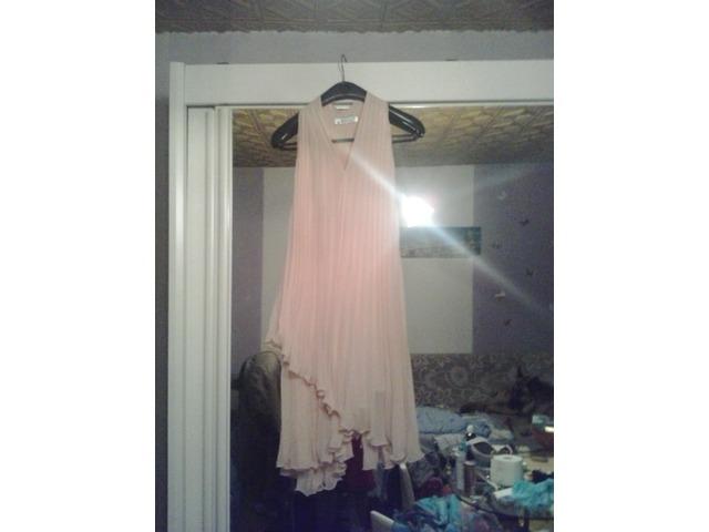nova roza haljina S/M