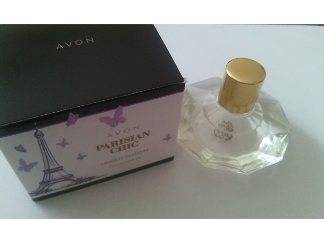 Avon Parisian Chic limited edition 50ml