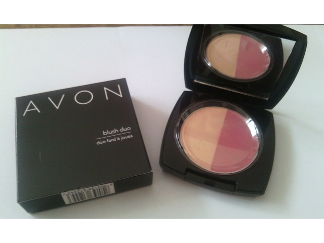 Avon blush duo