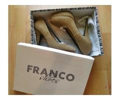 Nove nenošene bež Franco cipele