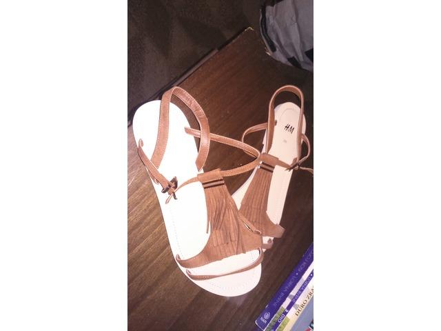 Smede sandale