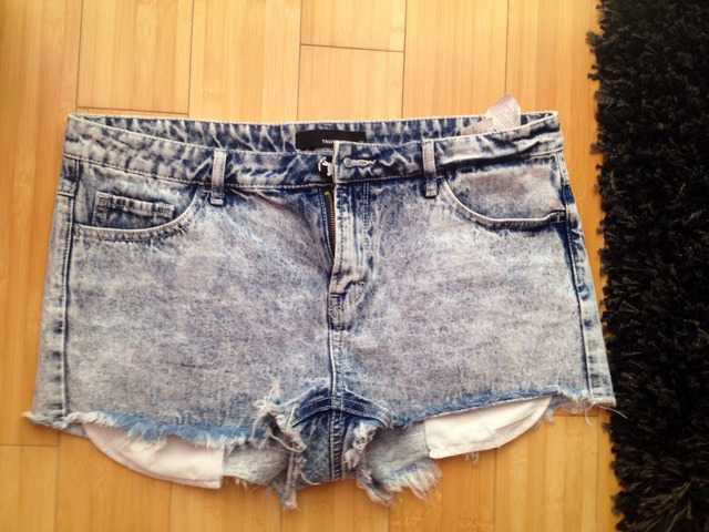 Nove kratke hlače, nikad nošene