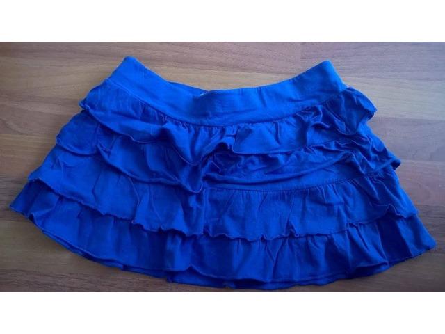 Mini ljubičasta suknjica