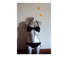 NOVI crni bikini kupaći kostim