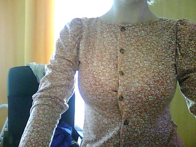 Vintage cvjetna košulja