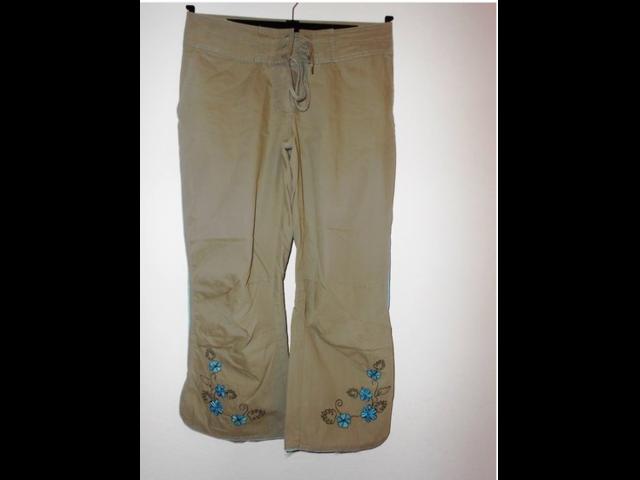 Maslinasto zelene hlače, H&M, 38
