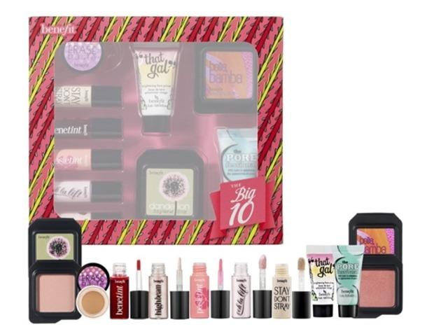 Benefit Big 10 paket kozmetike