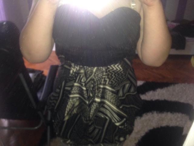 Nova amisu haljina