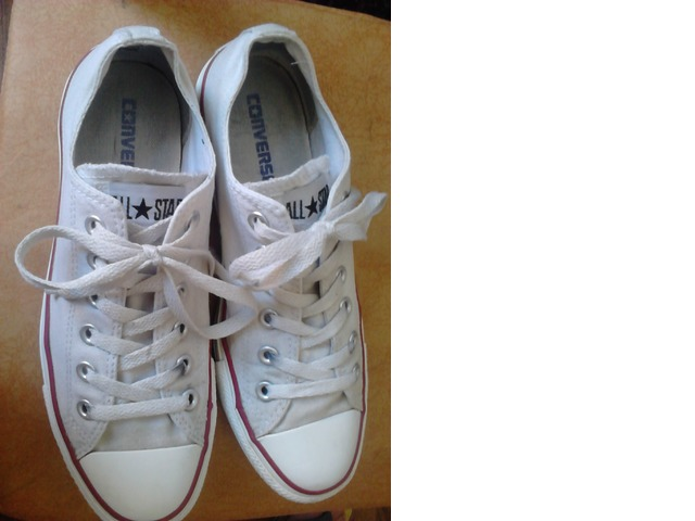 bijele starke original all star converse br 39,5