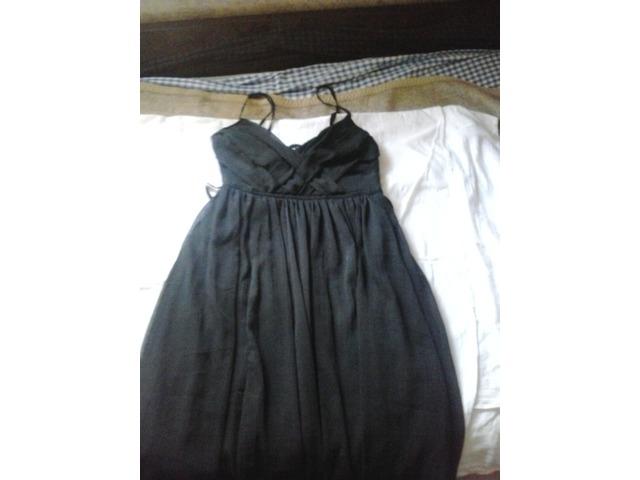 crna haljina 38