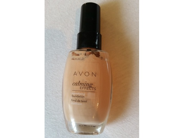 Avon calming effects puder