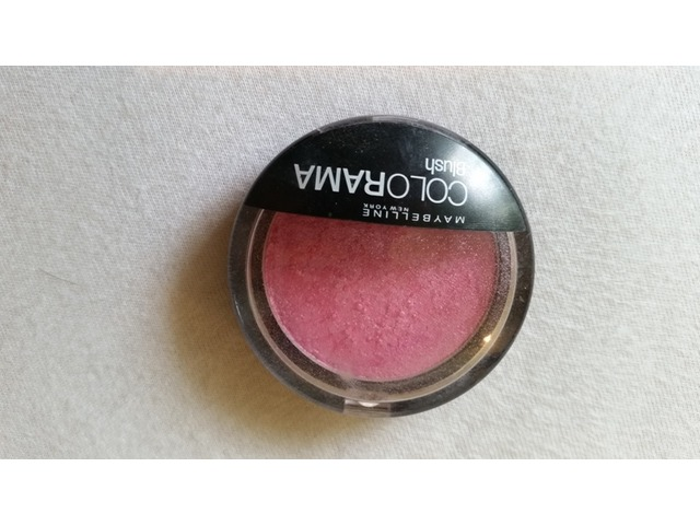 Maybelline colorama blush