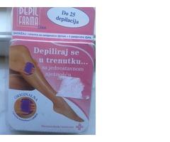 Depil farma depilacija