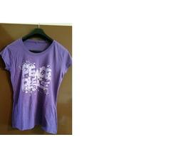 Kratka majica s natpisom