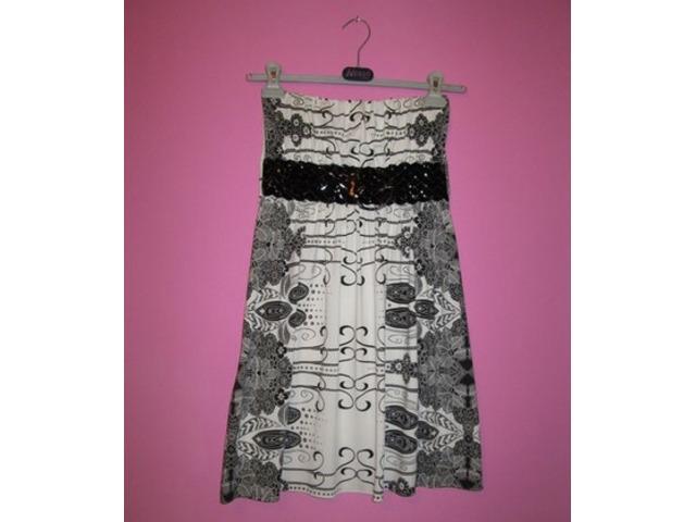 Nova haljina sa uzorkom