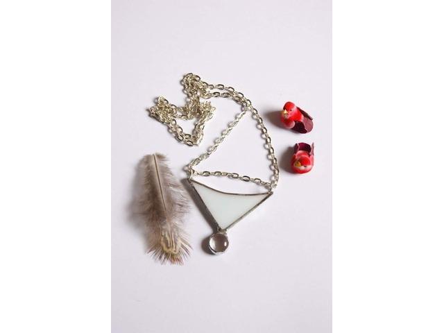 Unikatna, ručno rađena ogrlica