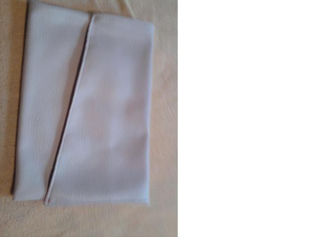 Bijela pismo torbica