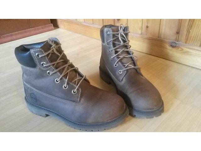 TIMBERLAND smeđe cipele, br. 38, neoštećene