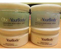 Obey Your Body pilling i maslac za tijelo