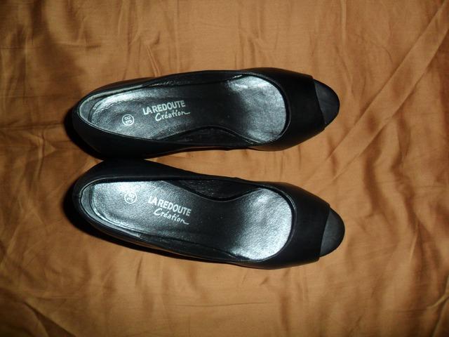 LaRedoute udobne cipele na petu, 38
