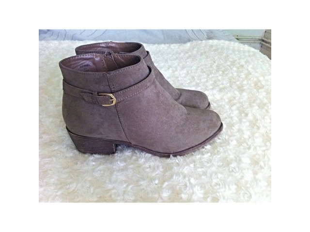 NEW LOOK CHELSEA ANKLE BOOTS