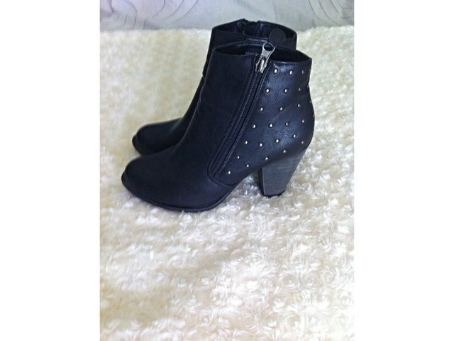 NEW LOOK HIGH BOOTS