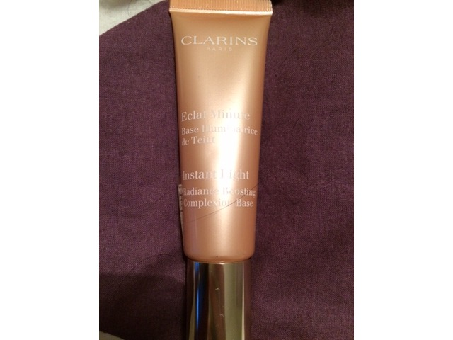 Clarins eclat minute radiance boosting