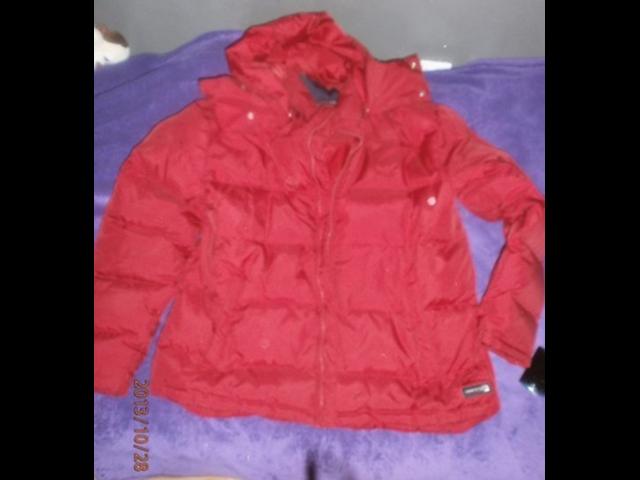 Crvena Fila zimska pernata jakna