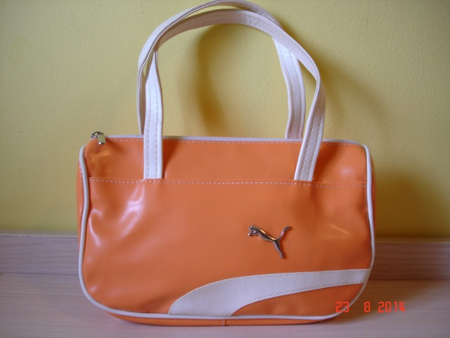 Puma narančasta torbica