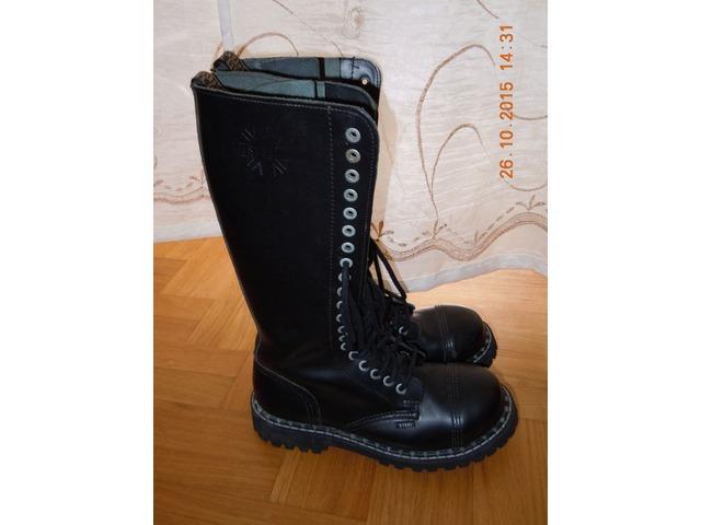 Steel Boots 20 rupica