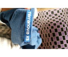 plava terranova tunika/haljina XS