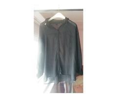 Crna Amisu košulja