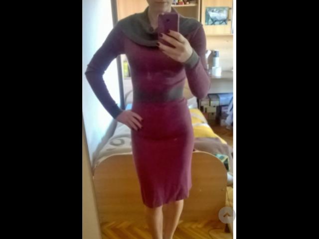Ženska casual haljina