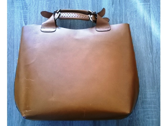 Zara original shopper bag