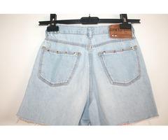 Vintige dvobojne kratke hlačice