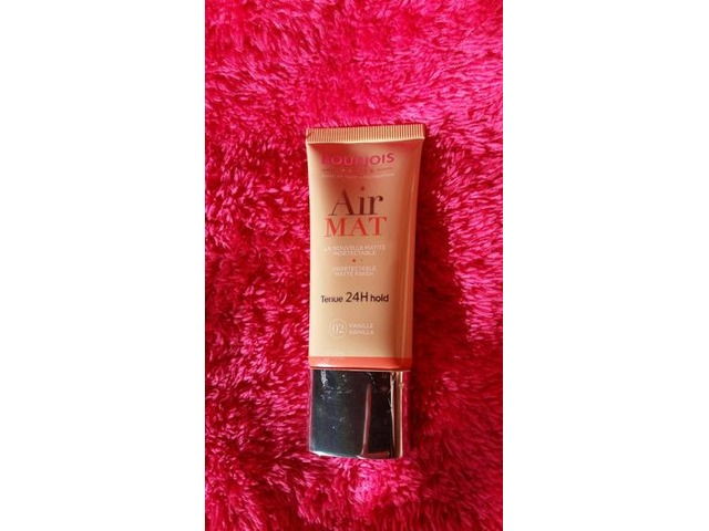 Bourjois Air Mat puder