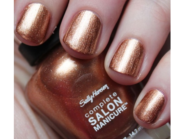 Sally Hansen lak za nokte-679 Pennies For Heaven