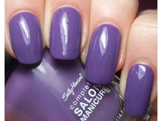 Sally Hansen lak za nokte-409 Good to Grape
