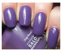 Sally Hansen lak za nokte-409 Good to Grape