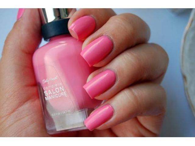 Sally Hansen lak za nokte-510 I Pink I Can